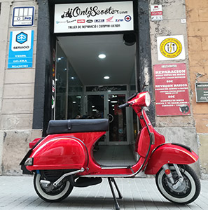 VESPA P200 METAL FLAKE
