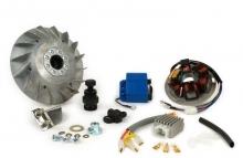 Encendido electronico BGM Vespa 125 60-65,150S faro redondo/Rectangular, 150 Sprint,150 GS