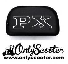 VESPA Respaldo Parrilla Custom PX Letters Bolt-On