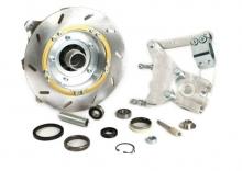 Freno de disco -BGM PRO Anti Dive- Lambretta LI, LIS, SX, TV, DL, GP - sin pinza de freno