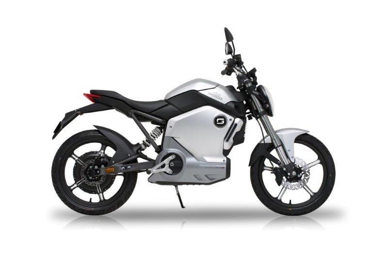 SUPER SOCO TS50 (ciclomotor eléctrico)