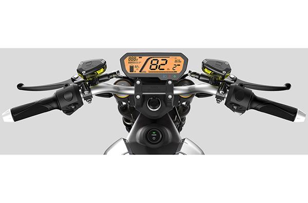 Sumco Soco TS1200 ( ciclomotor eléctrico)