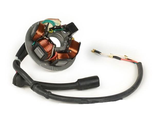 Soporte bobinas vespa PKS PKXL