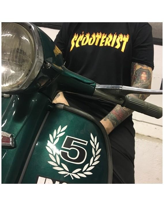 Camiseta Scooterist