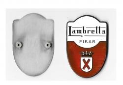 ANAGRAMAS & ESCUDOS LAMBRETTA