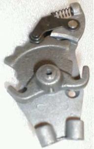 Selector cambio Vespa 125  (1954-1957)