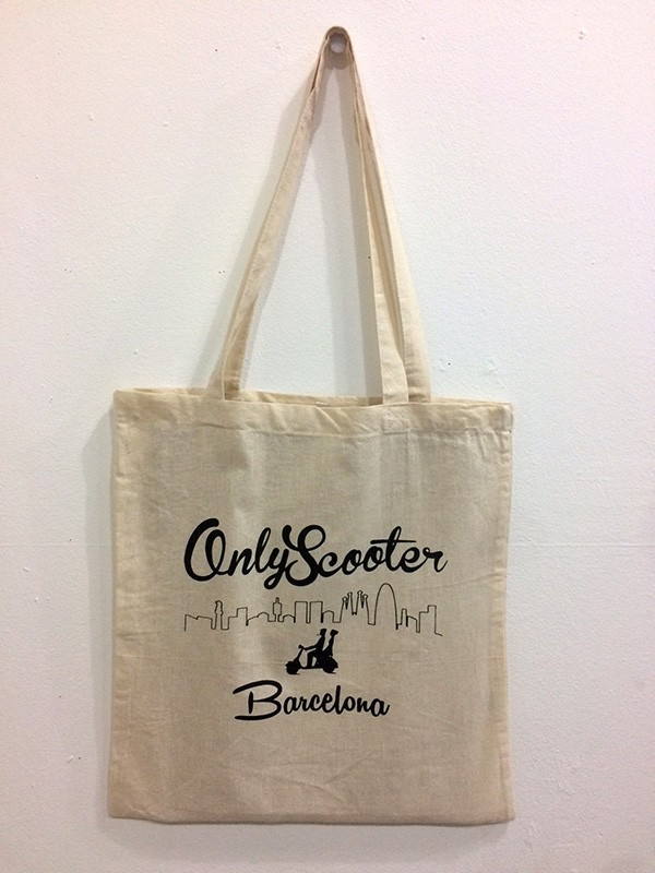 Tote Bag ONLY SCOOTER