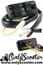 Conmutador mando de luces Vespa PK XL elestart