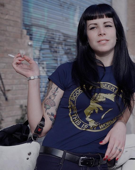 Camiseta Beer & soul