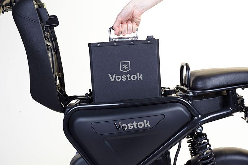 VOSTOK E7