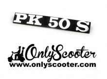 Logo ANAGRAMA COFANO VESPA PK 50 S