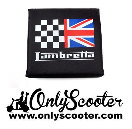 Almohadilla respaldo LAMBRETTA UK