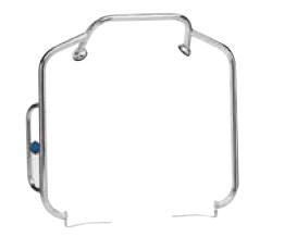 Defensa escudo 1 pieza Vespa N-S