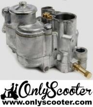 Carburador DELLORTO SIP SI 26/26 Vespa PX/T5 con mezclador