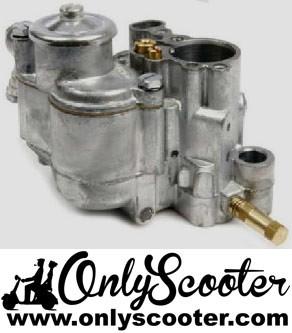 Carburador DELLORTO SIP SI 26/26 Vespa PX/T5 SIN mezclador