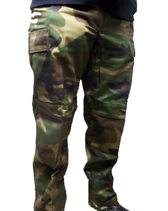 Pantalones Camuflaje