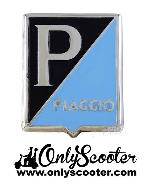 Emblema Piaggio esmaltado