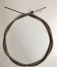 Cable y funda del cambio Teleflex. D/LD