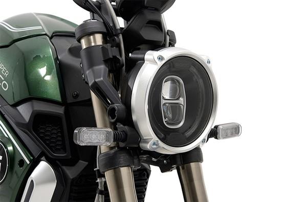 Sumco Soco TC50 ( ciclomotor eléctrico)