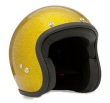 Casco Helmet 70s Amarillo