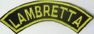 Hombrera Lambretta