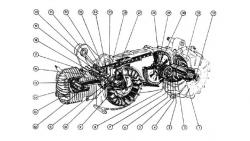 MOTOR LAMBRETTA SERIE 2