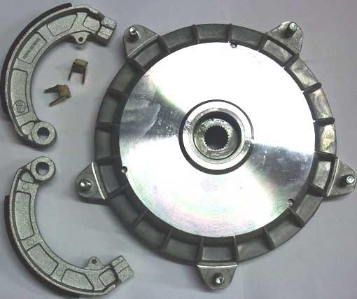Tambor trasero Vespa PE-PX-Iris-T5-TX  Reten 30 mm
