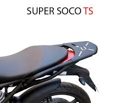 Soporte parrilla baul SUPER SOCO TS
