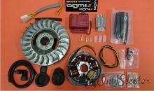 Encendido Electronico BGM H4 V4 Lambretta S2/3 cono pequeño