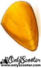 Tulipa superior naranja piloto lágrima