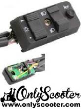 Conmutador mando de luces Vespa T5