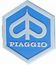 Logo Piaggio hexagonal (con patillas) Vespa PX-PK-LML