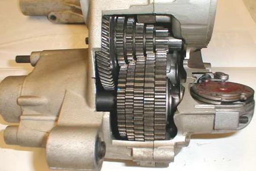 Kit 5 velocidades