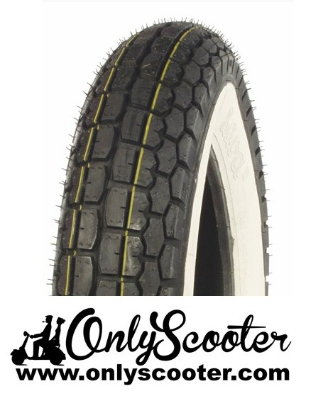 Neumático SAVA MITAS MC12 3.00x10 Whitewall