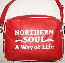 Bolso Northern Soul