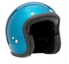 Casco Helmet 70s Azul