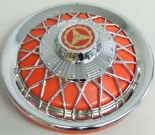 Embellecedor tambor Vigano Red - Tapacubos