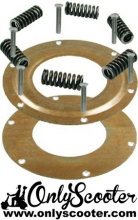 kit reparacion primario piñon elastico vespa 125 CL-PX 125-150 (adaptable a 125)