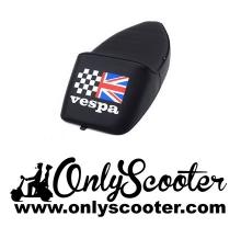VESPA TSR Zero Cafe Racer PX/T5/LML Union Jack Flag 125/150/200 EFL/DISC