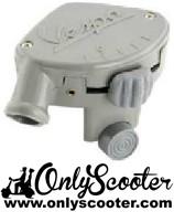 Conmutador mando luces Vespa 125N (>1958)
