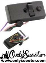 Conmutador mando de luces Vespa P125X 1 mando