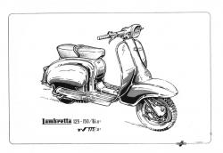 GOMAS LAMBRETTA S3