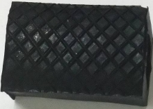Goma pedal freno 125-150