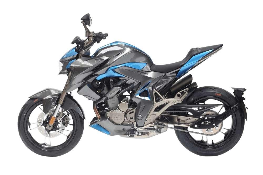 Beta Zontes R310 - American Rider