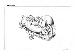 CARBURACION LAMBRETTA S3