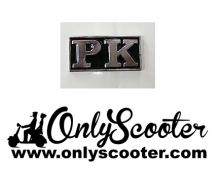 Logo anagrama TRASERO PK Vespa Primavera