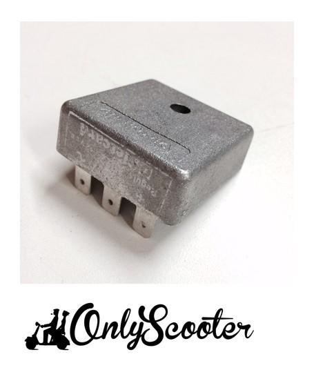 Estabilizador electronico 12V 6A C.A. sistema Motoplat