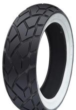 Neumatico Whitewall Tyre CST C-6017 130/70-12  (homologado trasero SCOMADI)