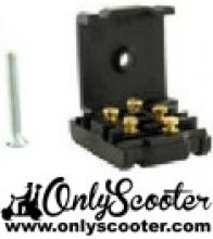 Caja conexiones Vespa 160-200 DS-CL (sin tapa)